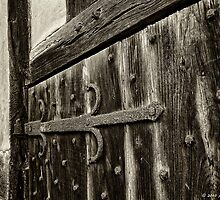 Medieval Hinge by David J Knight