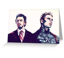 Stony Greeting Card