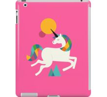 To be a unicorn iPad Case/Skin
