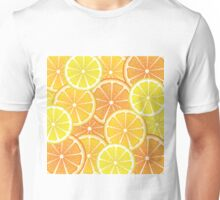 Various Citrus Slices 4 Unisex T-Shirt