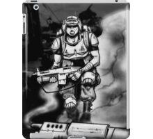 Future Trooper  iPad Case/Skin
