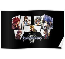 Kingdom Hearts Stuff!! Poster