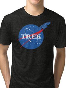 NASA Trek Tri-blend T-Shirt