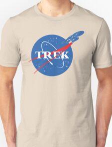 NASA Trek Unisex T-Shirt