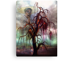 STRANGE FRUIT Canvas Print