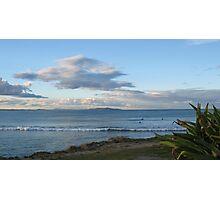 Crescent Head Surfing Beach.  Photographic Print