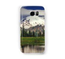 Mt Rainier in Washington Samsung Galaxy Case/Skin