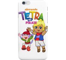 Tetra the Pirate iPhone Case/Skin