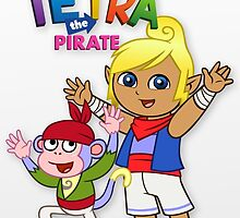 Tetra the Pirate by MartinIsAwesome