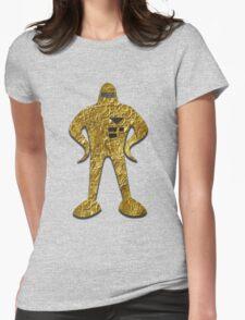 STARMAN SUPER Womens Fitted T-Shirt