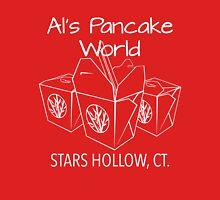 Al's Pancake World shirt – Gilmore Girls, Stars Hollow, Rory, Lorelai, Luke's Diner Unisex T-Shirt