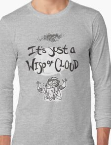 Wisp of Cloud Long Sleeve T-Shirt