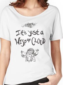 Wisp of Cloud Women's Relaxed Fit T-Shirt