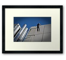 Spider Man Framed Print