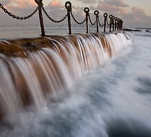 Evening Overflows by Tim Boehm