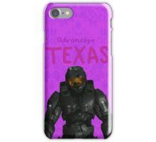Advantage Texas iPhone Case/Skin