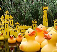 Quack quack castel by Nala