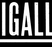 PIGALLE (BLACK RECTANGLE PRINT) Sticker