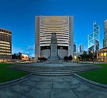 Statue Square, Hong Kong - 360 Panoramic by HKart