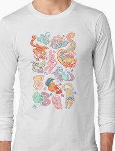 Chinese Animals of the Year Long Sleeve T-Shirt