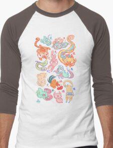 Chinese Animals of the Year Men's Baseball ¾ T-Shirt