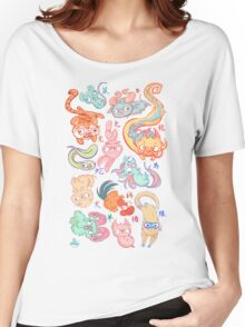 Chinese Animals of the Year Women's Relaxed Fit T-Shirt