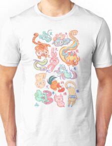 Chinese Animals of the Year Unisex T-Shirt