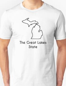 The Great Lakes State T-Shirt