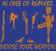 In Case Of Reavers... by ValentinoVitela