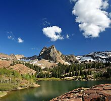 Lake Blanche, Utah by Ryan Houston