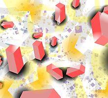 Jello Confetti by Darwin Stead