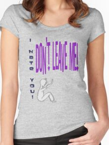 Do you understand? Women's Fitted Scoop T-Shirt