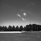 Just A Small Cloud by Jeffery W. Turner