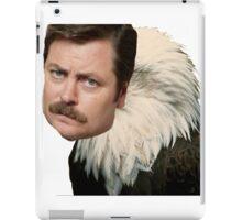 Ron Eagleson iPad Case/Skin