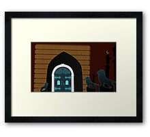 Smoors Framed Print