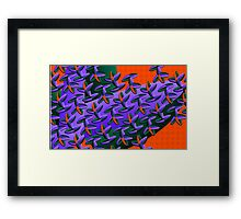 Peas In A Pod Framed Print
