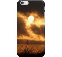 North Norfolk Sunset iPhone Case/Skin