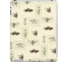 Insect prints pattern iPad Case/Skin
