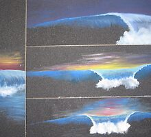 WAVE SERIES!!!! by RobBennett