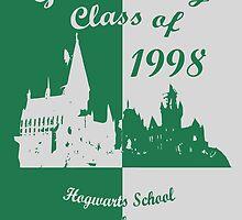 Class of 1998 - Slytherin by husavendaczek