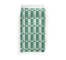 Class of 1998 - Slytherin Duvet Cover