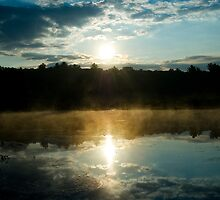 Sunrise in Sudbury by Christopher Cross