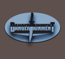 Dangertainment T-Shirt No. 2 by Nick Meece