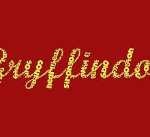 One word - Gryffindor by husavendaczek