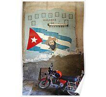 Main entrance to La Guarida Poster