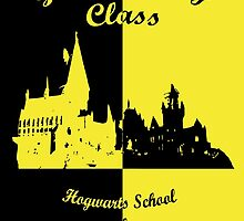 Hogwarts Graduating - Hufflepuff by husavendaczek