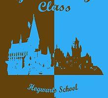 Hogwarts Graduating - Ravenclaw by husavendaczek