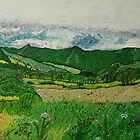 Bieszczady mountains by Peter Pesta