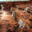 Grand Falls of Northern Arizona by Mike Olbinski