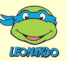Leonardo by husavendaczek